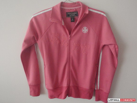 Abercrombie & Fitch Track Jacket