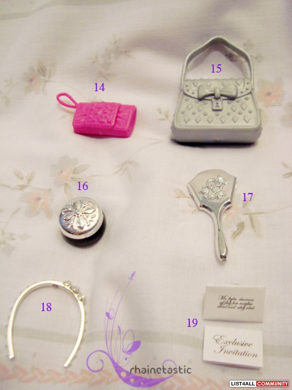 Barbie Miscellaneous Accessories