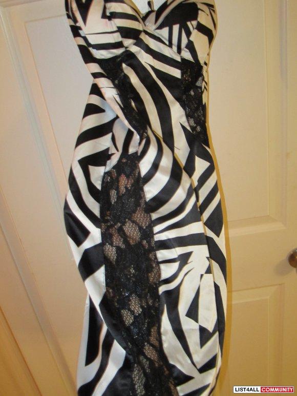 Designer Dress From Los Angeles La Rubber Ducky Sexy Dress
