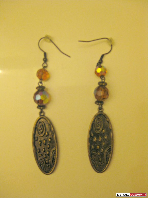 Handcrafted Nepali Earrings