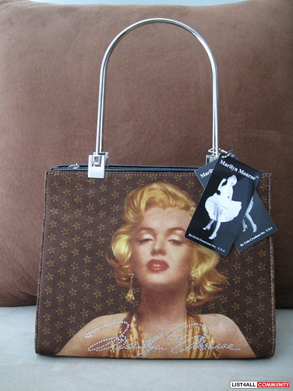 Marilyn Monroe Handbag Purse