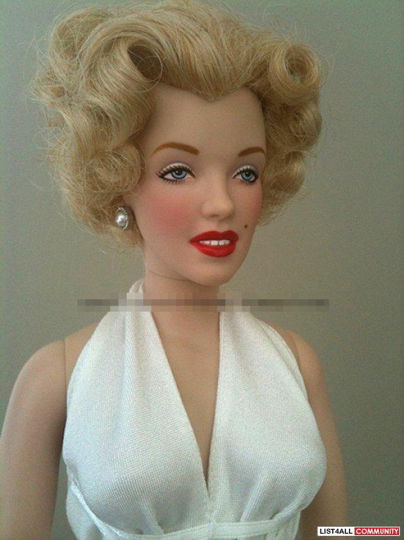 Marilyn Monroe Seven Year Itch Doll 6126 List4all