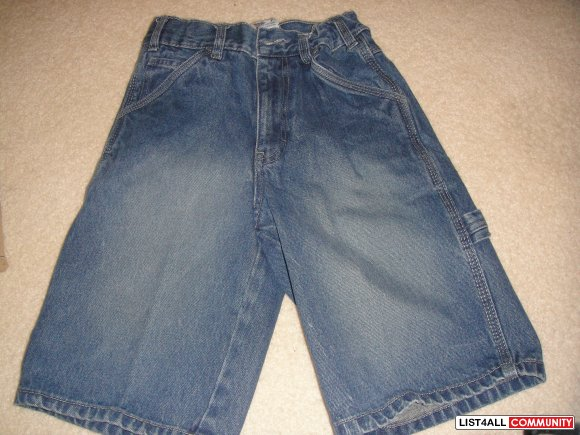 Dickies Jean Shorts Size 10