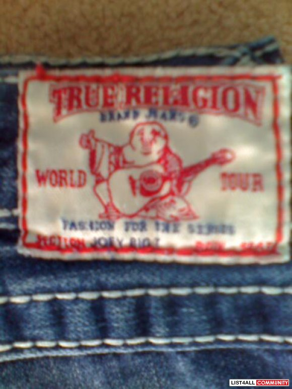 Authentic True Religion