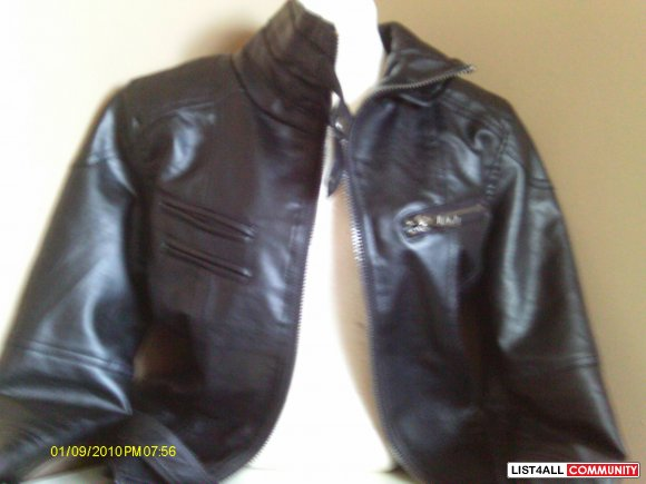 BNWT womens motorcycle jacket