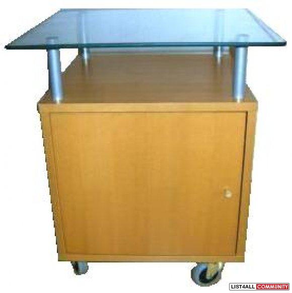 Ikea Eneryda Coffee Table & 2 Side Tables :: Downtown
