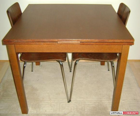 Ikea Bjursta Dining Table 2 Gilbert Chairs Downtown Seller
