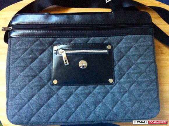Knomo 13 Quot Quilted Felt Laptop Sleeve Foreverstarrie