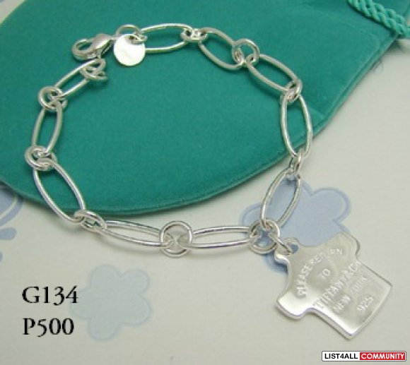 tiffany&co. complete set at its LOWEST price EVER..!!