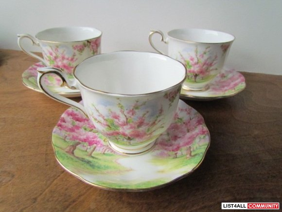 royal albert bone china tea cup u0026 saucer sets