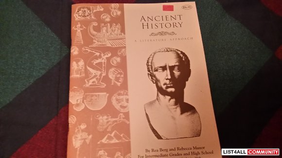 Ancient History Beautiful Feet Books