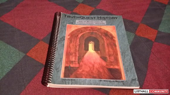 Truthquest History Age of Revolution III 1865-2000