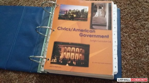 Civics/American Government Instructor's Guide Copyright 2008