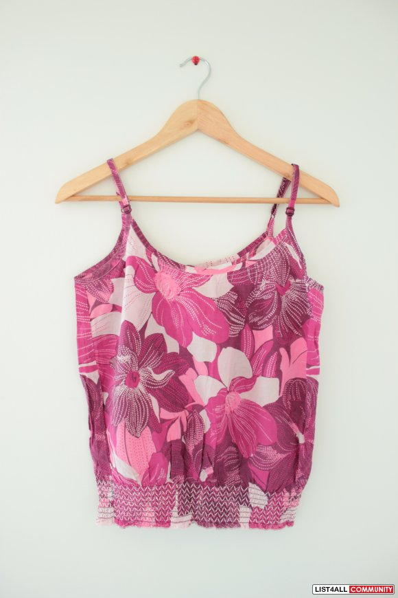 O'Neill Floral Top
