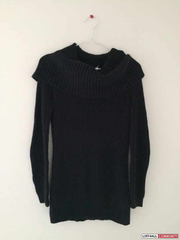 H&M Cowl-neck Sweater