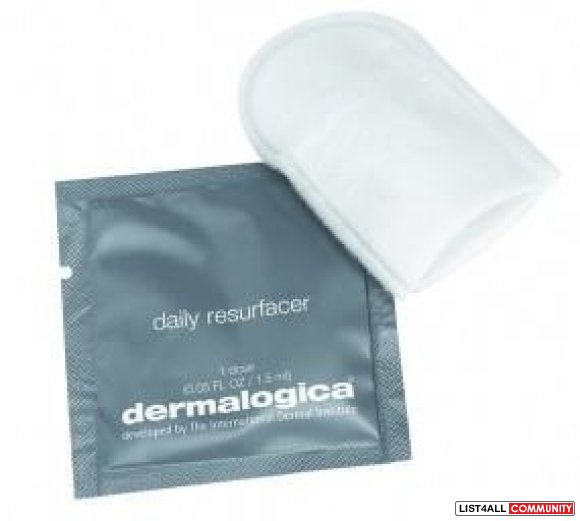 Dermalogica Daily Resurfacer - $3/dose