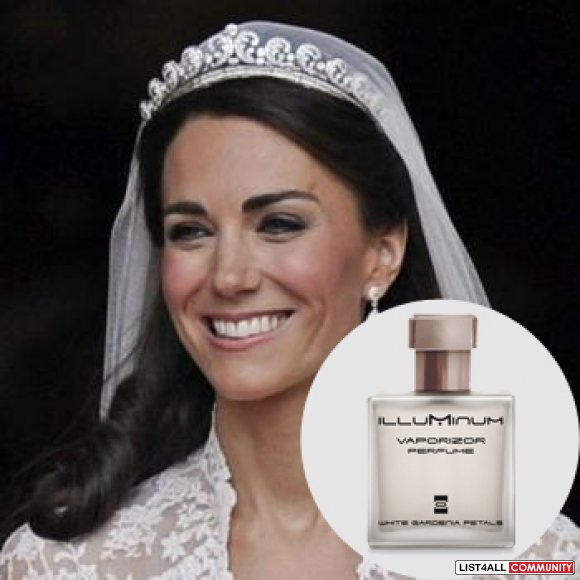 Kate Middleton's Wedding Perfume!