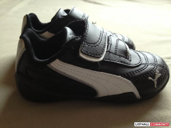 ab1f1620e82 baby boy puma shoes size 6    closet-clean-out    List4All