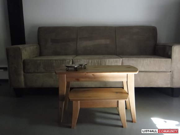 Coffee table, nesting table