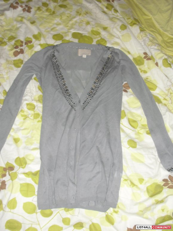 Banana Republic HERITAGE - Sequin Cardigan - XS