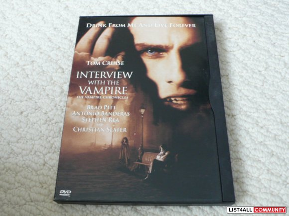 Interview with an vampire
