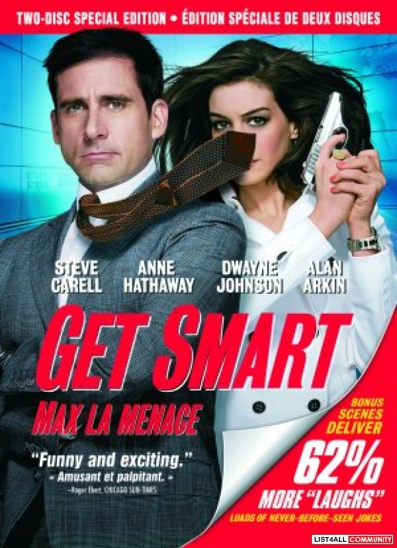 get smart - 2 disc special edition