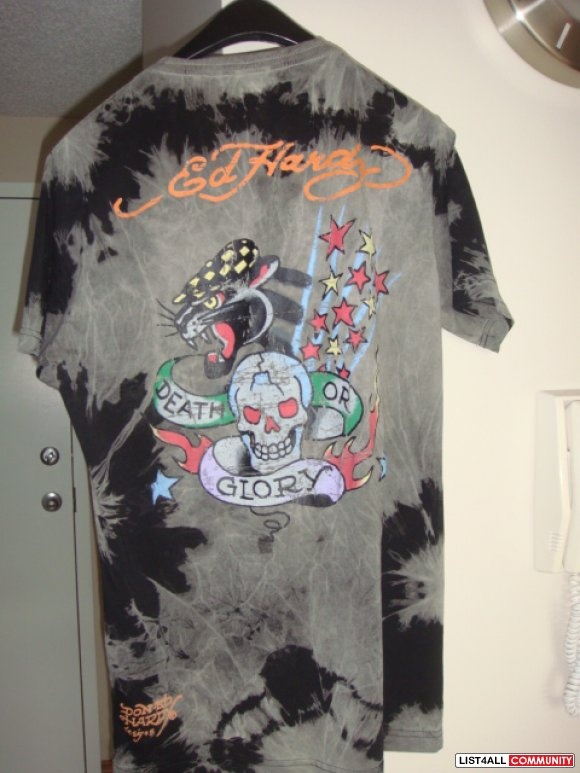 Authentic Ed hardy $20 obo