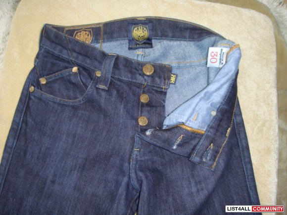 Authentic Rock n Republic jeans size30 $80 obo