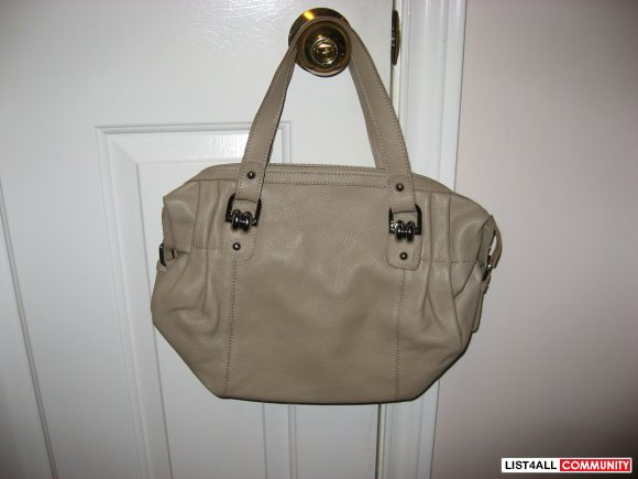 Aldo Beige Cross-Body Bag