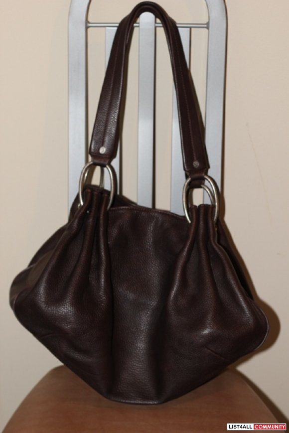 Juicy Shoulder Bag (soft leather)