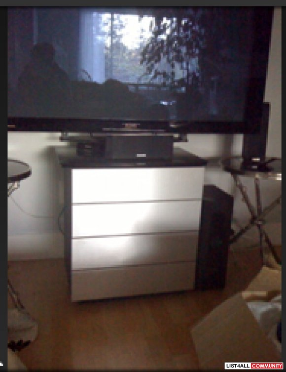Bang and Olufson TV Cabinet