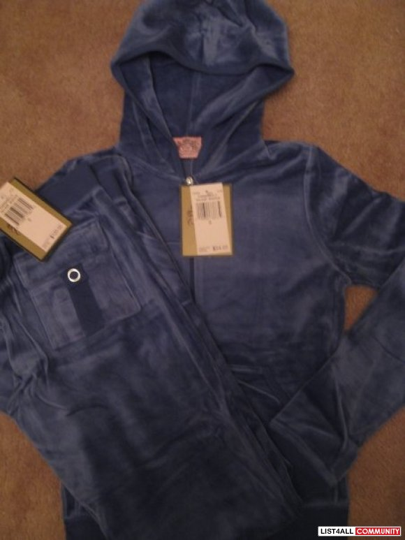 Juicy Couture Terry Cloth Tracksuit