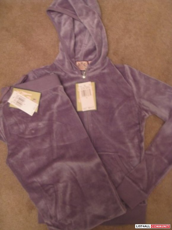 Juicy Couture Velour Tracksuit