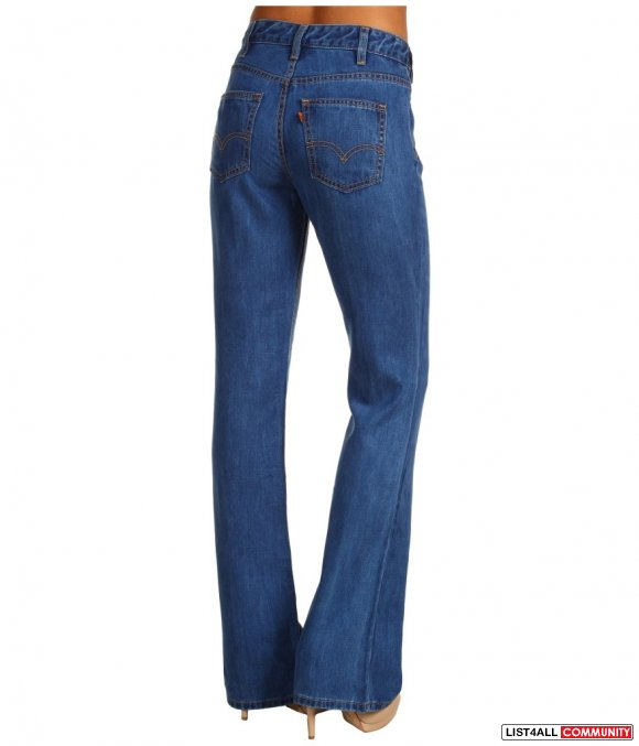 Levi's // High Rise Vintage Flare Jeans // Size 27