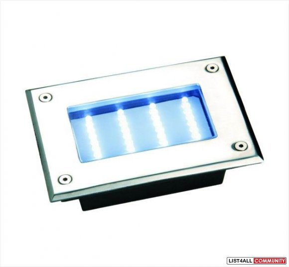 LED floor buried light, garden and park underground lighting, outdoor