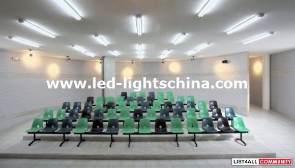 T8 and T5 LED tube, fluorescent LED tube lamp, high power LED light, e